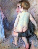 1889 At the Window - Mary Cassatt Pastel Gallery: Musée du Louvre, Paris, France Mary Cassatt, Edgar Degas, Pastel Drawing, Pastel Art, Renoir, Berthe Morisot, Georges Seurat, World Famous Artists, Oil Painting Reproductions