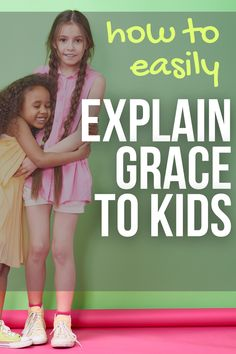 How to teach grace to kids: great kids activities for Sunday school ideas for kids, homeschool lessons and life skills for kids activities. #grace #lessonsforkids #kidsactivities Teacher Lesson Plans, Free Lesson Plans, Preschool Lesson Plans, Preschool Sunday School Lessons, Bible Lessons For Kids, What Is Grace, Teaching Writing, Life Skills, School Ideas
