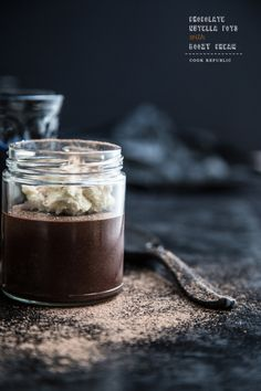 Chocolate Nutella Pots