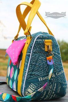Purse Palooza – Pattern Review – Sew Sweetness Rockstar Bag