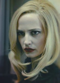 Eva Green is Angelique Bouchard - Dark Shadows
