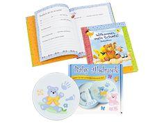 Geburtsgeschenk-Set für Jungen