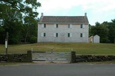 Apponagansett Friends Meeting House in Dartmouth, MA