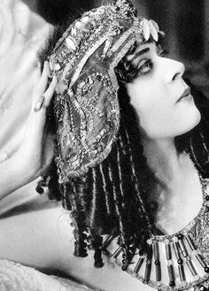 Theda Bara, 1917 (edited/restored)