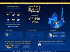 Play a Europa Casino Gaming online  http://freeokblog.com/claim-europa-casino-gaming-online/