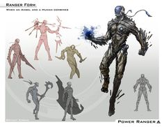 Power Ranger by Peachlab on DeviantArt