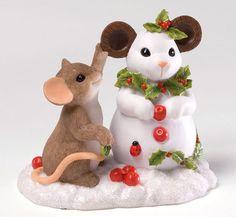 Building A Snowmouse Charming Tails Artist Dean Griff