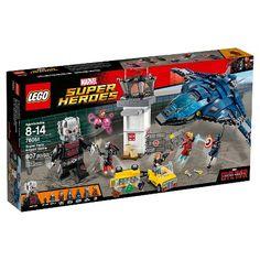 LEGO® Super Heroes Airport Battle 76051 : Target