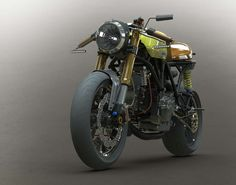 Dusty Wheels Racers - cafe racers and bike culture: virtual ducati
