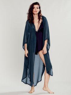 Free People Sweet Moment Robe, $69.95