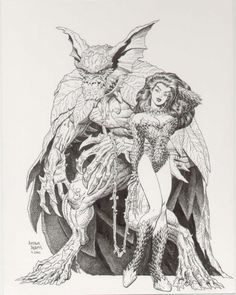 Poison Ivy by Arthur Adams