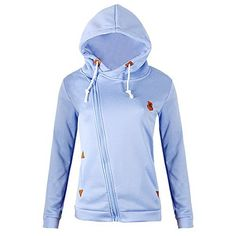 Product review for GEEZAN Women Hooded Jackets Coats Cotton Sweatshirt Casual Pullover Loose Fit Hoodies.  - Your Attention Please : This Hoodied Coat Is 4 Colors,8 Sizes Design, Casual Style and Thin Section.Business Wear  This Hoodied Coat Can Fit Most People,The Hoodied Coat Is 5 Sizes, It Can Fit You Very Well. Fashion Design, 100% Brand New and High Quality Dear Buyer. I Am A New Seller On Amazon....