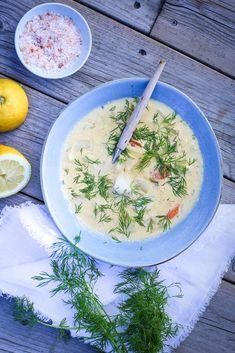 RASK OG ENKEL FISKESUPPE | med torsk, rotgrønnsaker og purreløk - Fitfocuse