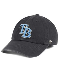 '47 Brand Tampa Bay Rays Twilight Franchise Cap - Gray M