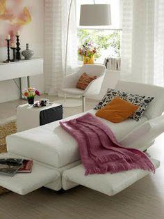 Simplesmente Decor: Dicas de Decoração para Apartamentos Pequenos