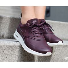 Women\u0026#39;s Nike Air Max Thea Prm Mahogany Brand new with box but no lid. Mahogany Color- Super Rare shoe and size . Nike Shoes Athletic Shoes