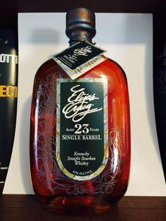 Elijah Craig 23 year old Single Barrel  http://www.bottle-spot.com/posts/172950/boston-massachusetts-whisky-for-sale--elijah-craig-23-year-old-single-barrel