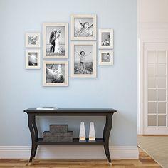 Set of 8 picture frames, beach-house style, rustic, white... https://www.amazon.co.uk/dp/B010TSG1P0/ref=cm_sw_r_pi_dp_M7xDxb04AK58X
