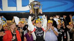 James Buescher Wins The 2012 NASCAR Camping World Truck Series Title