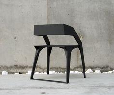 Sketch Chair by La Mamba studio, via Behance