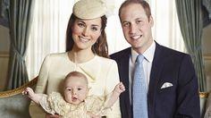 Royal baby christening photos - ITV News