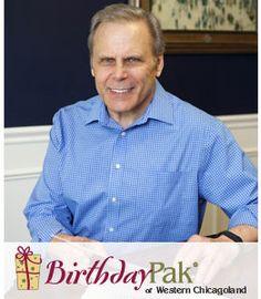 Frank Hudetz, BirthdayPak of Western Chicagoland