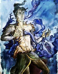 Oath to Shantiry #HeroesOfMightAndMagic #Arantir #DarkMessiah #TribesOfTheEast #Art