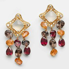 Earrings by Antonini