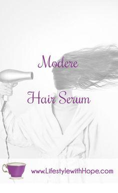 antioxidant hair ser