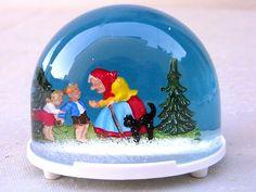 Schneekugel Märchen , Hänsel und Gretel,