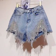 Stage Outfits, Dance Outfits, Short Outfits, Trendy Outfits, Diy Outfits, Denim Fashion, Girl Fashion, Fashion Outfits, Womens Fashion