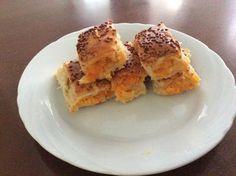 SİBELİNMUTFAGİ: Unlu patatesli çıtır börek