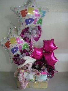 Arreglos De Rosas Para San Valentin | Flores y Frutas y Regalos para San Valentin!! - San Juan - Regalos ...