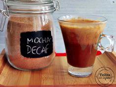 mistura para cappuccino, aliás, mocha descafeinado