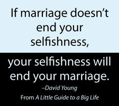 are you a selfish marriage partner at DuckDuckGo Selfish Spouse, Selfish Husband, Selfish People Quotes, Happy Marriage, Marriage Advice, Love And Marriage, Relationship Advice, Wife Quotes, Husband Quotes