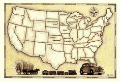 Laura, Almanzo and Rose traveled to Florida by train...