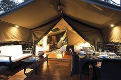 Glamping in Michigan | Raising Jane Journal