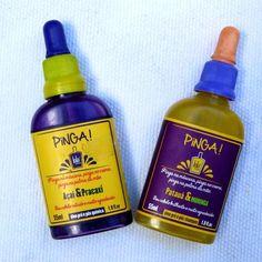 Resenha: Pinga! de Açai & Paracaxi + Pinga! de Patauá & Moringa | Lola Cosmetics | Blog Beleza de Creuza! | Amanda Ercília