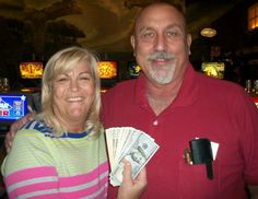 Lisa and Michael won $1,440 ! #EmeraldIslandCasino #winners #Henderson #Nevada #LasVegas