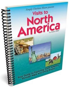 Visits to North America — Simply Charlotte Mason North America Geography, Drive Across America, Best Beaches To Visit, Canada North, North Shore Oahu, Arizona Travel, Royal Caribbean Cruise, Charlotte Mason, Amazing Adventures