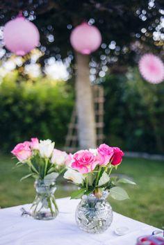 baby shower in pink – Iris Knox