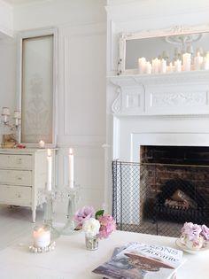 Romantic French living