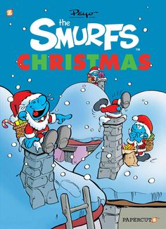 A magical collection of Christmas tales to light up the coldest winter nights, from one of the greatest storytellers of our time. There's no peace on earth when Christmas comes to the Smurfs Village,