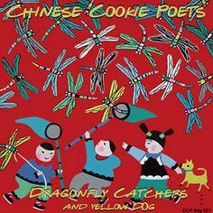 """FLOGA-SE """"Chinese Cookie Poets – Dragonfly Catchers and Yellow Dog"""" (Augusto Lopes, 4 jul 11)  / tenho ciência de que nem todo mundo vai gostar desse EP e dessa banda – e isso pode incluir você, raro e caro leitor, que está acostumado com as doideiras que o Floga-se publica.  O CHINESE COOKIE POETS é um experimento delirante de Renato Godoy (bateria), Felipe Zenícola (baixo) e Marcos Campello (guitarra)."""