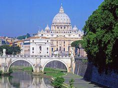 Italia, Roma, San Pietro  - Fotografo - STAMPA SU TELA € 18,15
