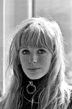 """Marianne Faithfull. I will always hold her up as proof that we need feminism: the same """"scandal"""" that all but killed her career not only didn't damage the Rolling Stones' reputation, it bolstered it. She deserved so much better. A true survivor in the male-dominated world of rock."""