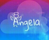 Logo of Angela**