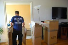 Moving And Storage, West Village, In The Heart, Manhattan, Commercial, Packing, Nyc, Bag Packaging, New York