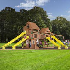 Dream backyard playground!