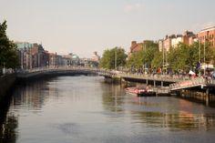 Originally a Viking settlement, Dublin city is a contemporary cultural center today.